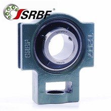 China supplier chrome steel UC bearing UCT207 Pillow block bearings