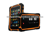 7 inch IP67 Multi Touch Rugged Tablet PC with Dual Core Processor 1 GB Memory 8 GB Flash Android 4.1