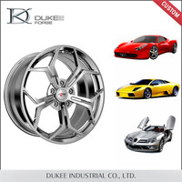 Promotional DK06-209501 Forged Alloy Car Wheel Blanks for car