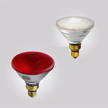 Infrared lamp use for healthcare and bodycare treatment PAR38 175W