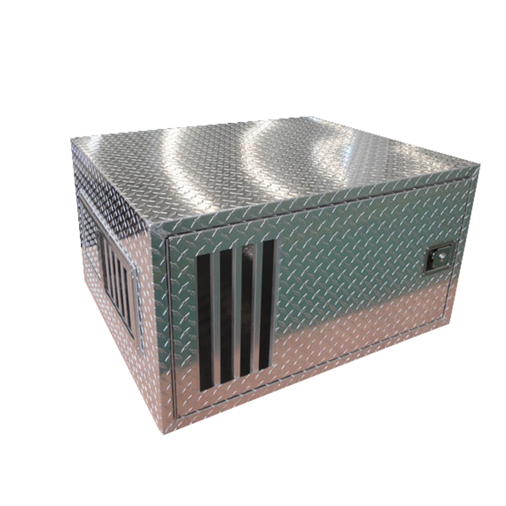 wholesale large outdoor luxury aluminum dog house