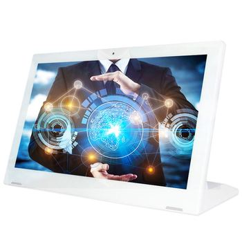 L form 15,6 zoll full HD Android tablet mit kapazitiven touchscreen