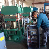Rubber Slippers Making Machine Rubber Vulcanizing