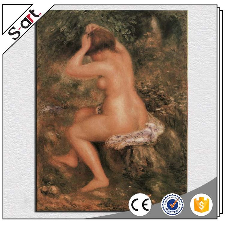 Quality primacy new coming nude woman body oil paintings