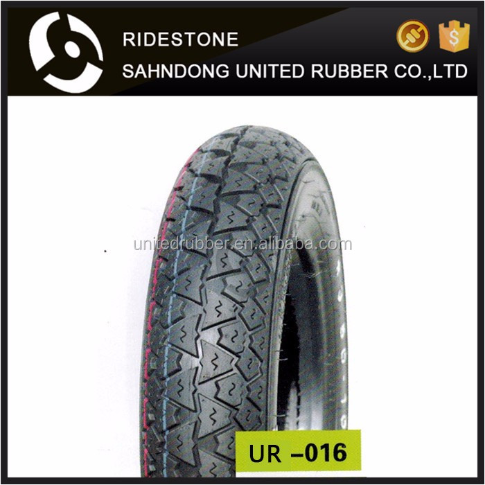 China Best Selling Factory Supply 350-8 Motorcycle Tire