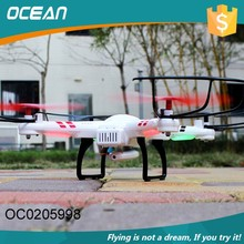 Top light up models four axis drone rc aircraft models with with wifi sending photos function