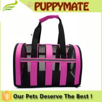 PET CARRIER COLLAPSIBLE FOLD UP, DOG CARRIER