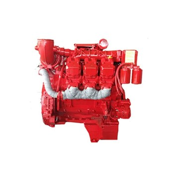 306KW Air-cooled Huachai HC6V132-F3P2 Pump set diesel engine