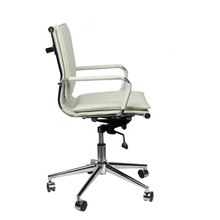 Wahson Deluxe PU Leather Visitor Executive Swivel Office Chair