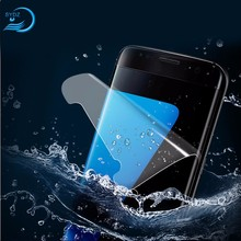 Bulk Cheap 4H 0.1Mm For Samsung S7 Tempered Glass Screen Guard Protector
