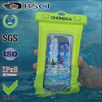 waterproof cell case best waterproof phone cases promotional pvc waterproof bag