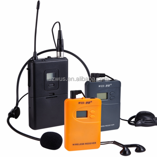 buy discount audio system tour guide/radioguide for visiting,meeting, translation,trainning