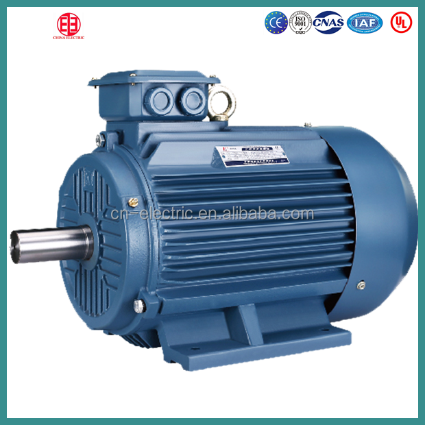 132kw Squirrel Cage AC 3-Phase Motor