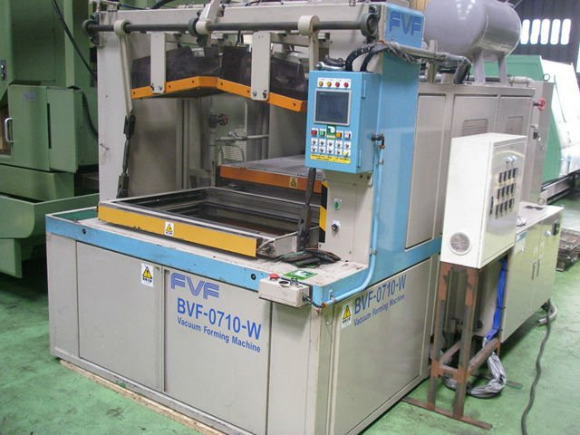 FVF VACUUM FORMING MACHINE_THERMOFORMING