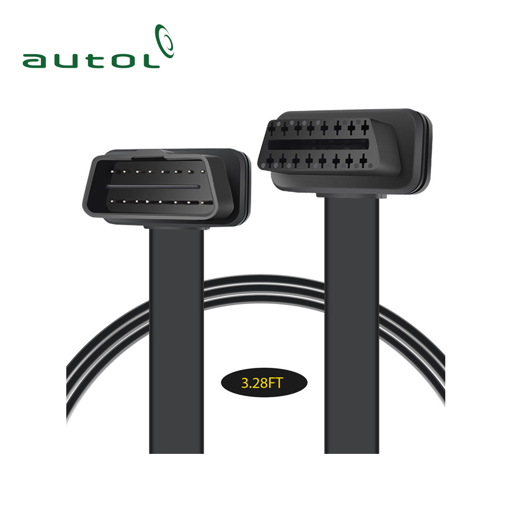 Diagnostic Cable OBD2 Extension Cable 16Pin Male To 16Pin Female OBD II Connector for car Diagnostic Tool