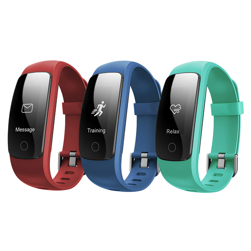 ID107 Plus HR Smart Band with Heart Rate Shenzhen Smart Bracelet