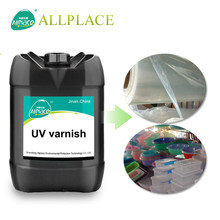 Colorless Liquid Spray UV Varnish Soft Touch Paint for Plastic
