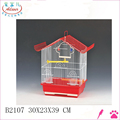 professional manufacturer metal wire cages for bird outside
