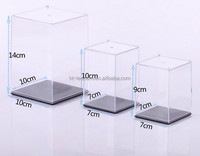 Customized small plastic display box mould