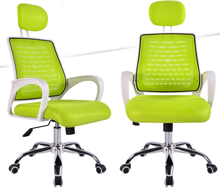 Computer Chair Home Simple Staff Chair Can Be Adjusted To The Fabric Of The Mesh Back Office Chair Office Furniture
