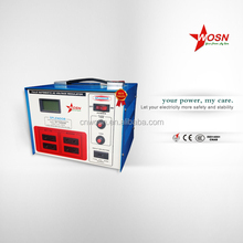 SVC-1KVA 1 phase high accuracy transpo voltage regulator/stabilizer