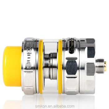 Ample Mace Sub ohm Tank with Disc-shaped Heating Coil