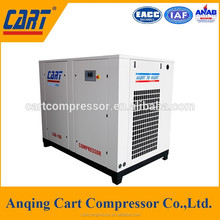 110KW/150HP high volume low pressure compressor screw compressor