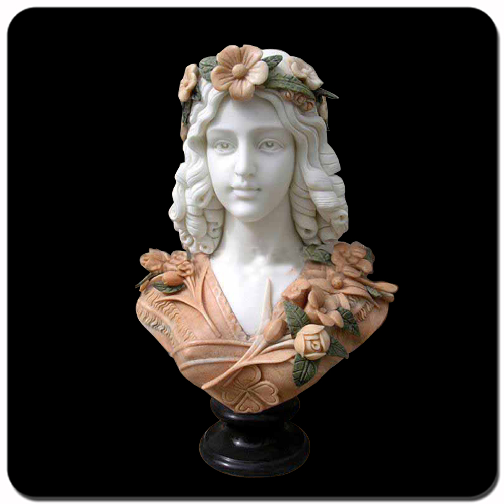 Marble Bust/Statue/Head sculpture VBS-114