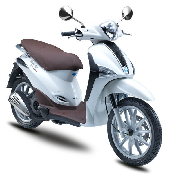 Piaggio Liberty 3V I.E 150cc Motorcycle (Scooter) model 2013 NEW