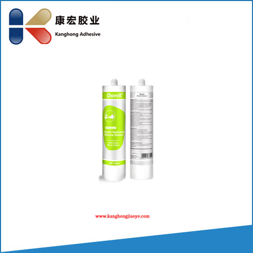 High quality acetic silicone sealant for aquarium