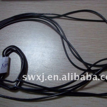 Rubber silicone conductive solid cord sealing gasket