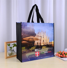 wholesale customized color non woven shopping bag products