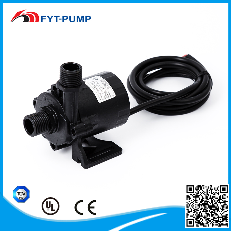 60Hz high head CE coolant mini Brushless Dc water air blower pump