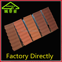 Africa Stone Coated Metal Roof Tile/Aluminum Roofing Sheet