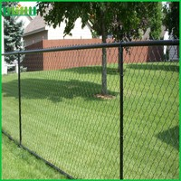 Low cost alibaba china chain link fence slats