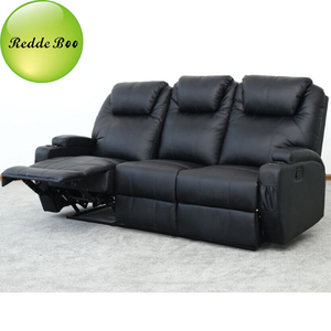 newest home theatre recliner chair of microfiber 3807#