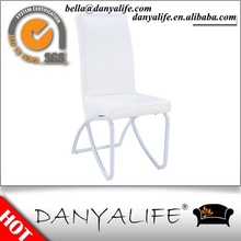 DYC201 Danyalife Hot Selling PU Leather Dining Room Side Chair