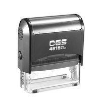 CGS 4915 Shiny Stamp Amp Colop