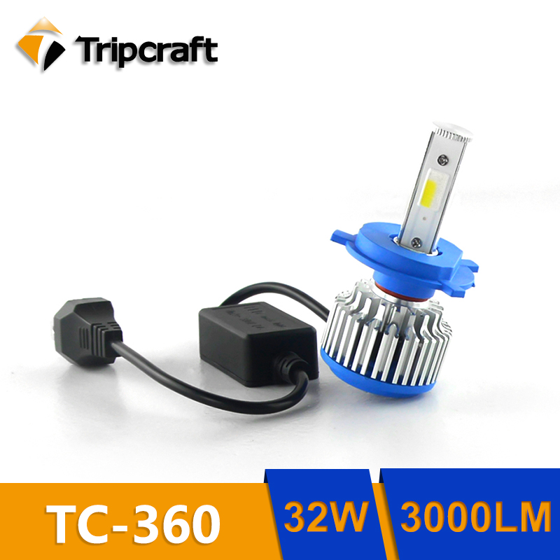 THE MOST COST-EFFECTIVE 32W LED HEADLIGHT H10