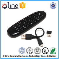 Cheap Price Air mouse function T10 Wireless Keyboard wireless mouse and keyboard