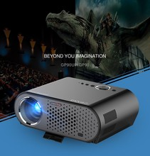 Dust-proof design full HD daylight projector with Android system, support WIFI and bluetooth