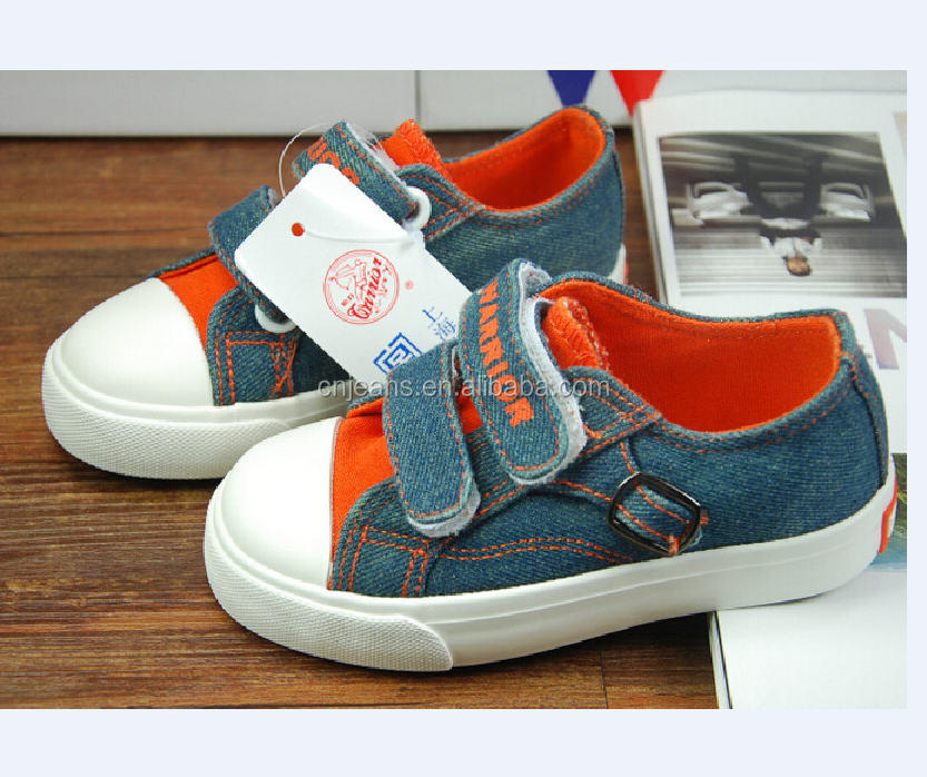 GZY wholesale stock lots canvas shoes kid shoes