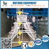 Chicken farming equipment with pressure reducing valve