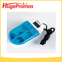 Useful Print Medicine Pill Box Timer with Alarm for Promotion