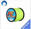 Multifunctional fluo green 0.2mm fishing line made in China