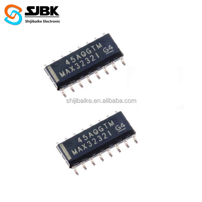 Active Components MAX3232IDR MAX3232 Multichannel RS-232 Line Driver/Receiver IC Price