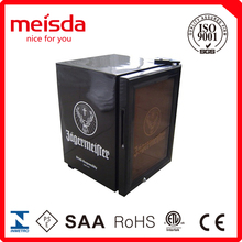21L table top fridge, chocolate refrigerator ,beverage cooler for bar hotel