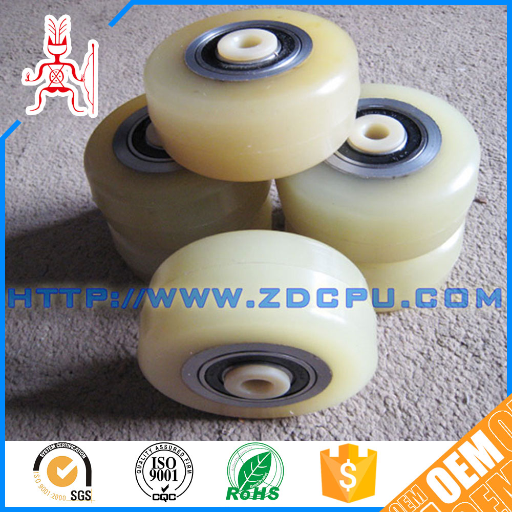ROHS customized customized round gear belt pulleys