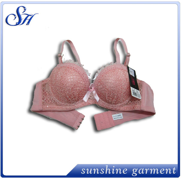 fashion latest design stock hot selling cheap wholesale hot sex lady bra and bikini