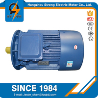 New types ip55 electromotor 220v 3phase 0.75hp pump motor